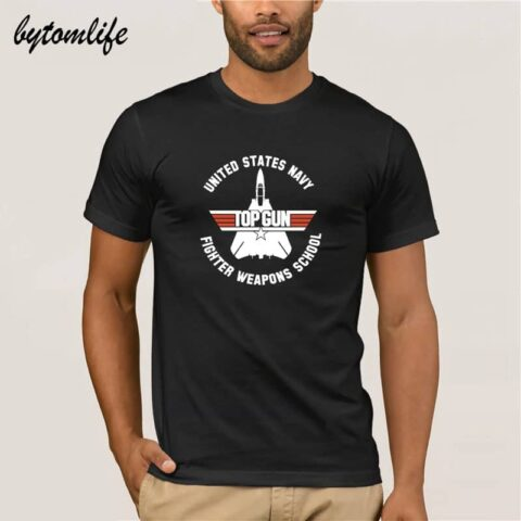 T-shirt TOP GUN