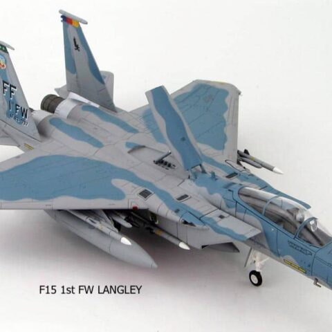 Maquette F15 EAGLE