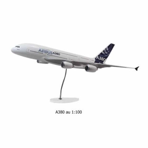 Maquette Airbus A380
