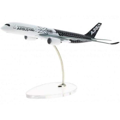 Maquette A350 carbone