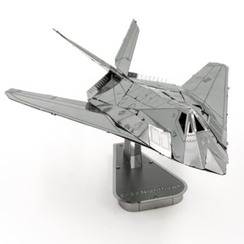 F117 NIGHTHAWK METAL EARTH