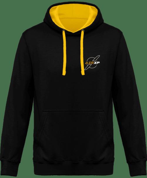 kariban-black-yellow_face
