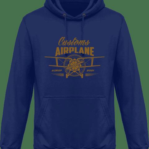 Sweat Shirt à Capuche Aviation