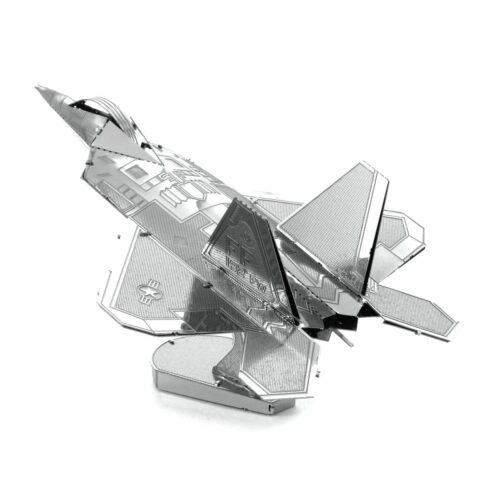 F22 metal earth