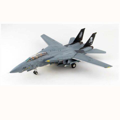 F14 maquette métal