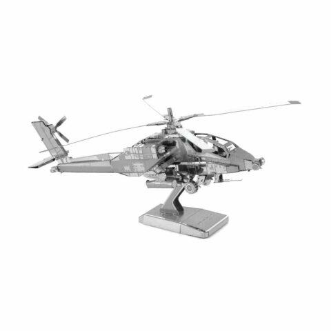 AH-64 APACHE metal earth