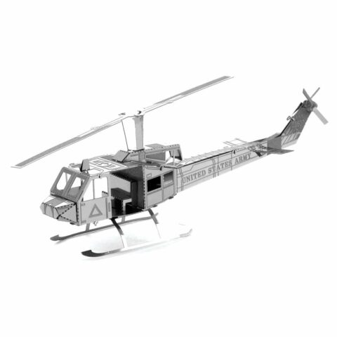 UH-1 HUEY metal earth