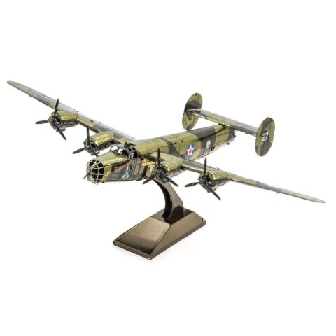 B24 LIBERATOR METAL EARTH