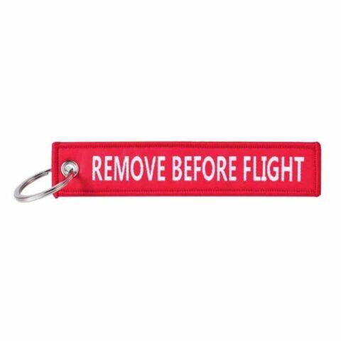 PORTE CLL2 REMOVE BEFORE FLIGHT