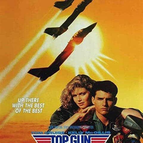 Affiche du film top gun 1
