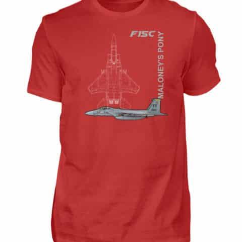 T-shirt F15-C EAGLE - Men Basic Shirt-4