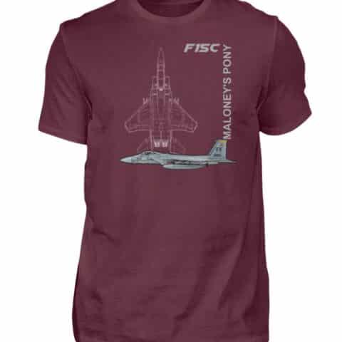 T-shirt F15-C EAGLE - Men Basic Shirt-839