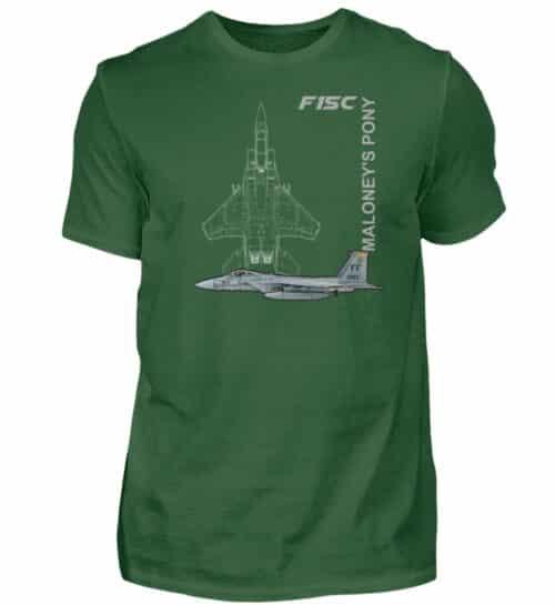 T-shirt F15-C EAGLE - Men Basic Shirt-833