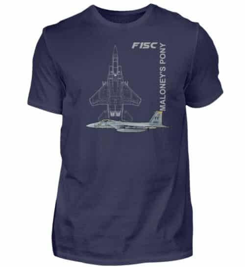 T-shirt F15-C EAGLE - Men Basic Shirt-198