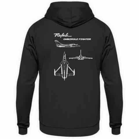 Sweat shirt à capuche RAFALE Omnirole - Unisex Hoodie-1624