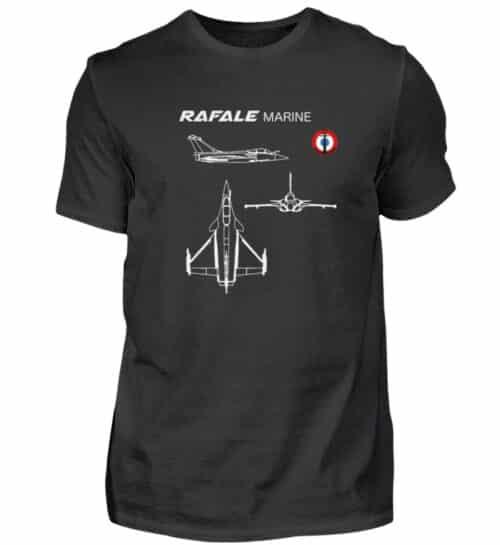 T-shirt RAFALE Marine - Men Basic Shirt-16