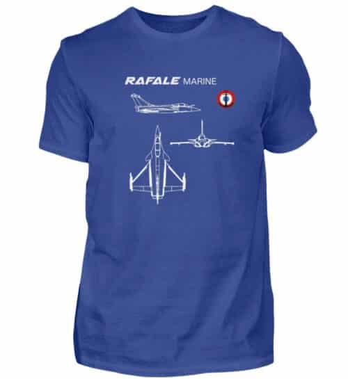 T-shirt RAFALE Marine - Men Basic Shirt-668