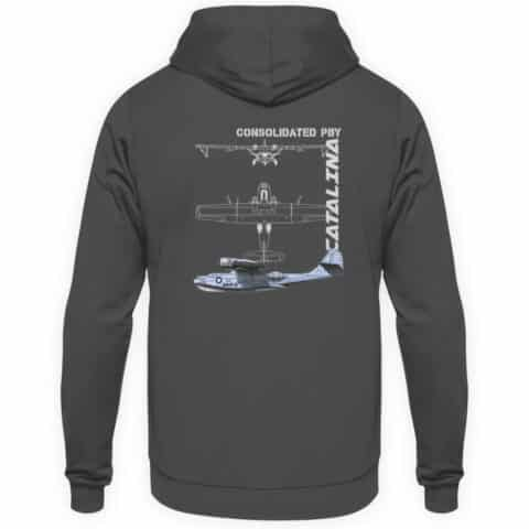 Sweatshirt Hydravion CATALINA - Unisex Hoodie-1762