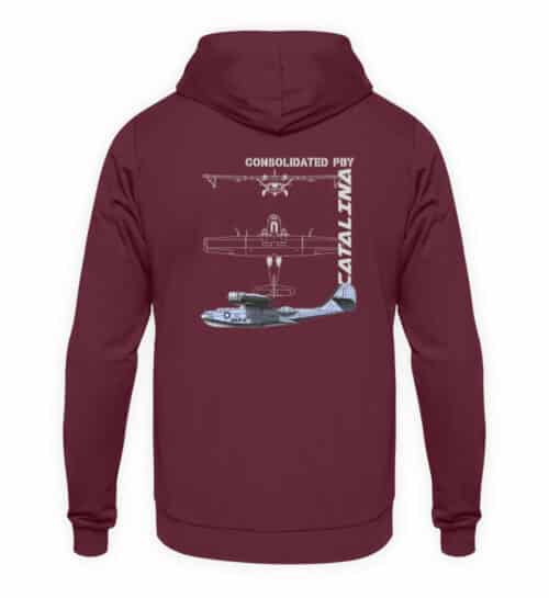Sweatshirt Hydravion CATALINA - Unisex Hoodie-839