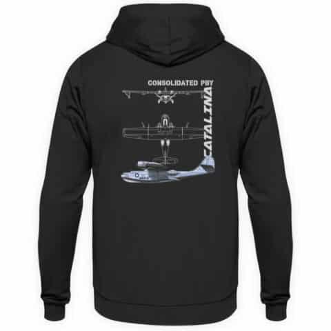 Sweatshirt Hydravion CATALINA - Unisex Hoodie-1624