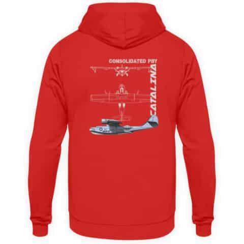 Sweatshirt Hydravion CATALINA - Unisex Hoodie-1565