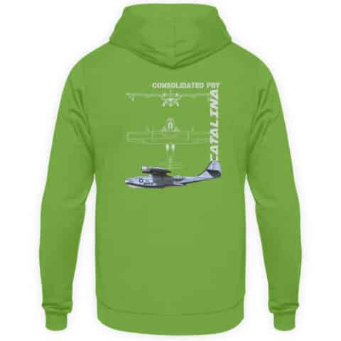 Sweatshirt Hydravion CATALINA - Unisex Hoodie-1646