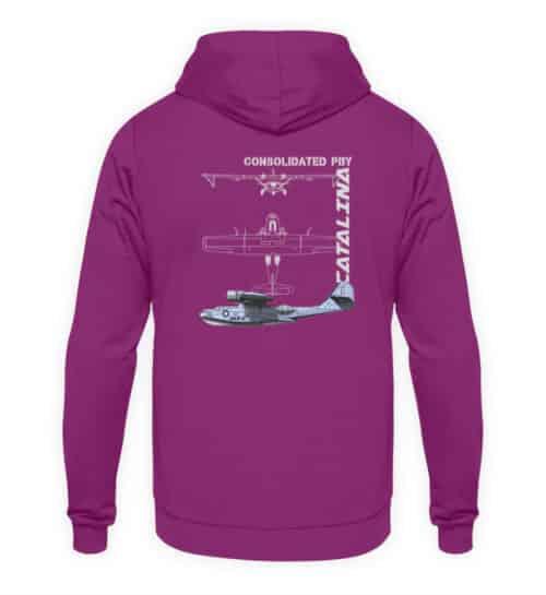 Sweatshirt Hydravion CATALINA - Unisex Hoodie-1658