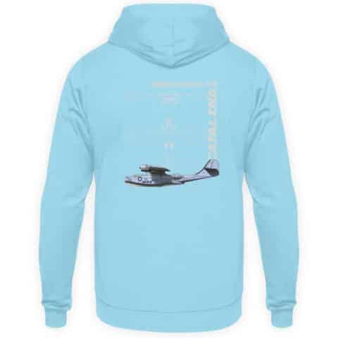 Sweatshirt Hydravion CATALINA - Unisex Hoodie-674